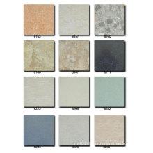 Plastic Floor Tile Dry Backing