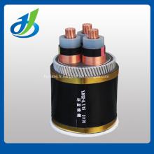 Usine professionnelle de câble d'alimentation d'isolation de PVC de XLPE