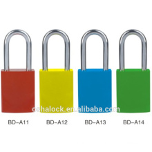 Hoch sichtbare Aluminium-Vorhängeschlösser Key Manager von KD, Brady Safety Lockout BD-A11