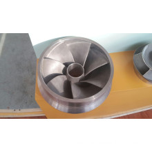 Vertical Turbine Stainless Steel Pump Impeller