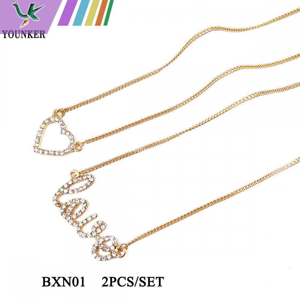 Love Necklace Set