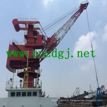 Navire Cargo grue, grue Marine, grue de bord