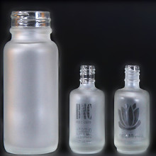 Cosmetic Airless Pump Bottles 80ml