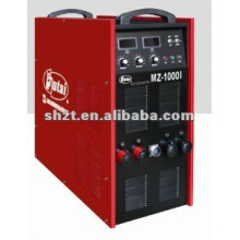 MZ 1000/1250 3phase with control tractor auto Inverter IGBT DC Submerged Arc Welding machine