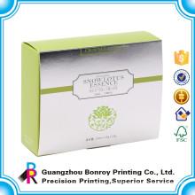 New custom luxury paper tie box sliding packaging box