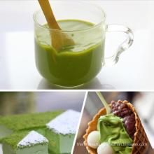 Супер матча зеленый чай порошок японский стиль