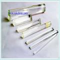 Varilla de vidrio resistente al calor Prex para arte de lentes de cristalería de laboratorio