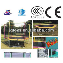 XF1102 Children Plastic Jumping Trampoline inflatable kids jumping trampoline