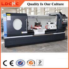China Luz De Trabajo De Precisión CNC Metal Turning Lathe Machine Precio