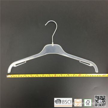 Adolescentes de plástico básico simples cabide de camisa