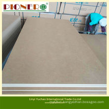 Thickness 2.5-30mm Plain MDF Board with Competitive Price