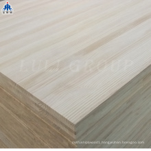 Solid Pine Edge Glue Panel