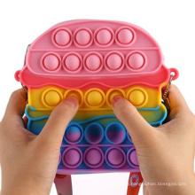 2021 Unique Phone Toddler Women Handbags Kids Small Ladies Purse Little Girl Birthday gifts Purse