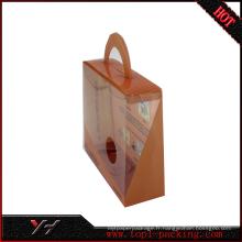 le plus propre boîte d'emballage de PVC transparent / emballage de PVC de parfum