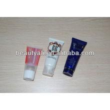 Пластиковая косметическая кремовая трубка для упаковки