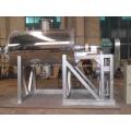 Machine de séchage sous vide à râteau pour Apis (ingrédients pharmaceutiques actifs)