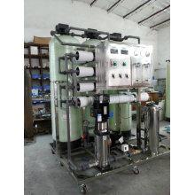 Sistema de Osmose Reversa RO para 2000L / H Estação de Tratamento de Água