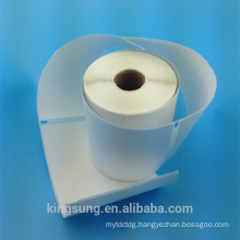 """Self Adhesive 4""""x6""""Direct Thermal Sticker Label"""