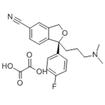 Escitalopram  CAS 128196-01-0