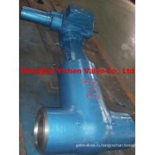 Электрический клапан высокого давления из нержавеющей стали