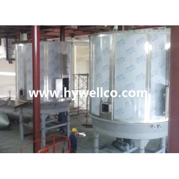 PLG siri Chemical Powder Continuous Plat Drier