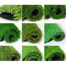 Пластиковая отделка травяным покрытием для наружных спортивных покрытий