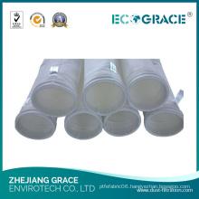 2150mm Width Filter Media Polyester Fiber Dust Bag