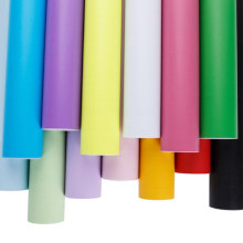 Inflex bubble free wall covering transparent roll waterproof pvc self adhesive vinyl film