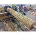 Équipement de traitement du bois automatique multifonctionnel CE