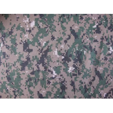 Polyester Printing 600d Oxford Digital Camouflage Fabric for Military