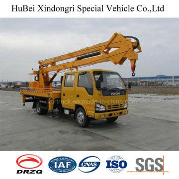 18m Isuzu High Altitude Working Truck