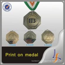 Medalla ejecutiva 2016 de oro antiguo Souvenir