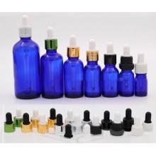 Bouteille ronde en verre d'huile essentielle (NBG03)