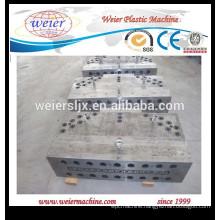 350kg output of WPC DOOR EXTRUSION MACHINE