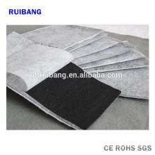 активированный воздушный фильтр углерода ткани
