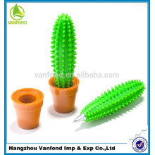 high quality cute cactus novelty product gift pen