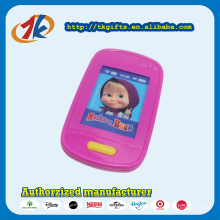 2017 Hot Sale Cute Mini Plastic Touch Screen Phone Toys
