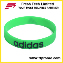 Promotional Gifts OEM Company Silicone Wristband
