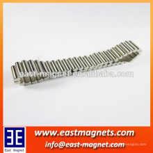 Magnetische Armbänder Neodym-Magnete / Neodym-Stab-Magnet Dia4x10mm Schmuck Magnet Magnet Armband