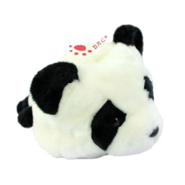 plush animal cap panda cap