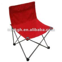 Cadeira de pesca camp vermelho