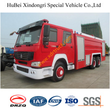 6ton Steyrking Dry Powder Fire Truck Euro3