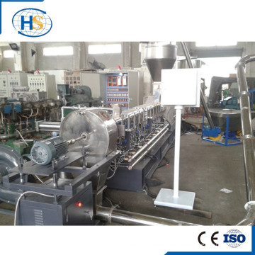CE Hot Sale CaCO3 remplissage Masterbatch Plastique Granulator