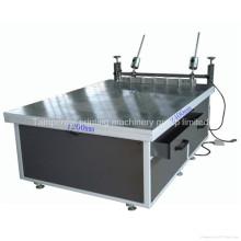 Tam-1224D grande machine manuelle d'impression d'écran pour le verre