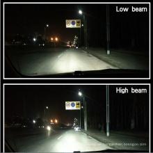 Super klar H4, H13,9004,9007 40W 4800lm Auto führte Scheinwerfer Dual-Glühbirnen von k6