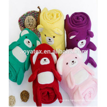 baby product swaddle animal micro plush coral fleece blanket
