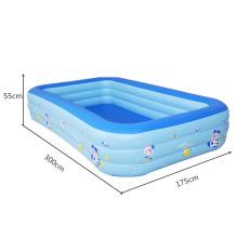 Piscina inflável de 24 polegadas piscina grande