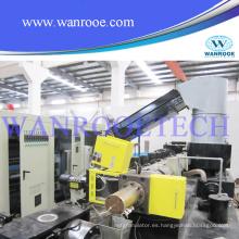 Máquina de peletización de película de residuos PP / PE