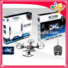 2.4G 4-Achsen-UFO-Flugzeug-Quadrupter 3D-umgekehrte Flug-Nano-Drohnen-Bestsellerprodukte