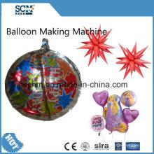 Máquina automática de moldagem por balão de alta velocidade controlada por computador